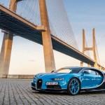 Bugatti Chiron front three quarter