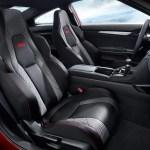 2017 Honda Civic Si Coupe cabin 1