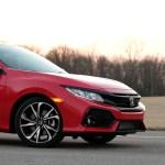 2017 Honda Civic Si front side