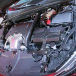 2018 Buick Regal TourX engine