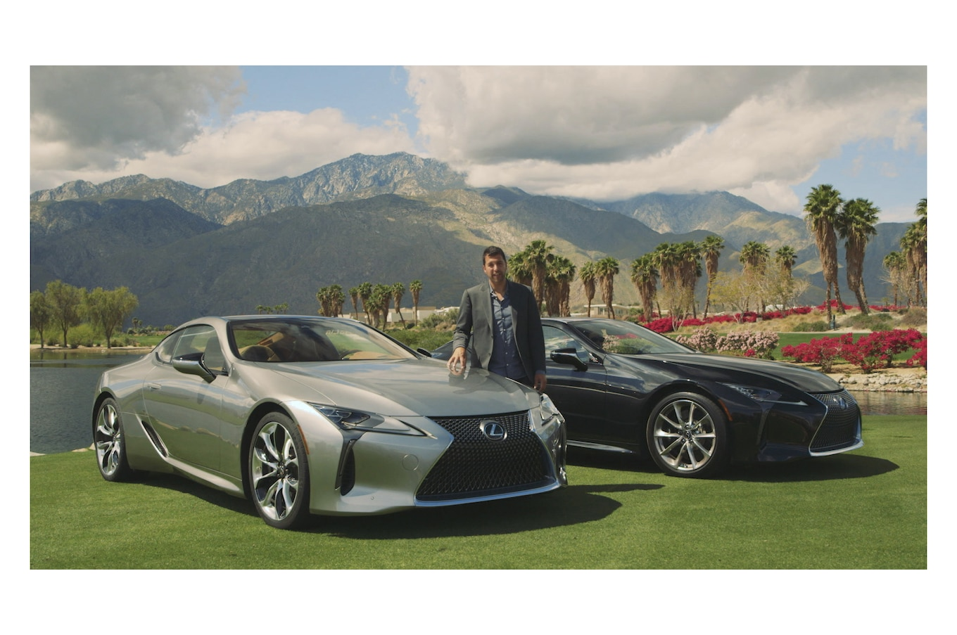 2018 Lexus LC 500 Ignition Episode is Live Now on Motor Trend