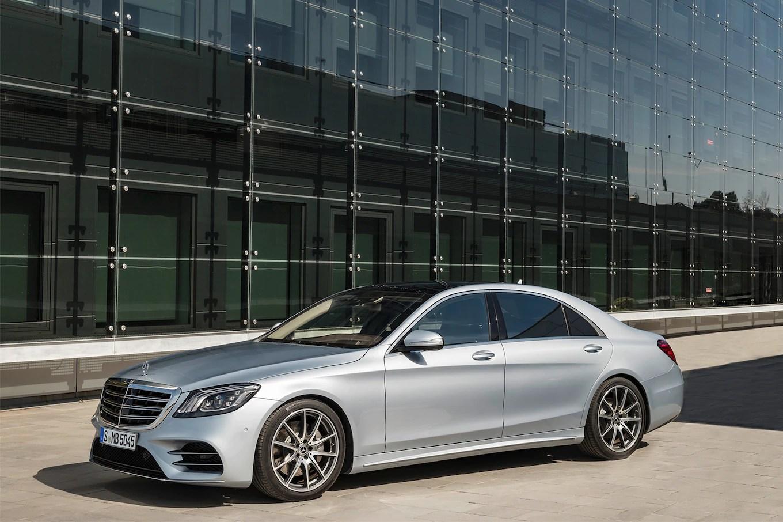 2018 Mercedesbenz Sclass First Look Review  Motor Trend