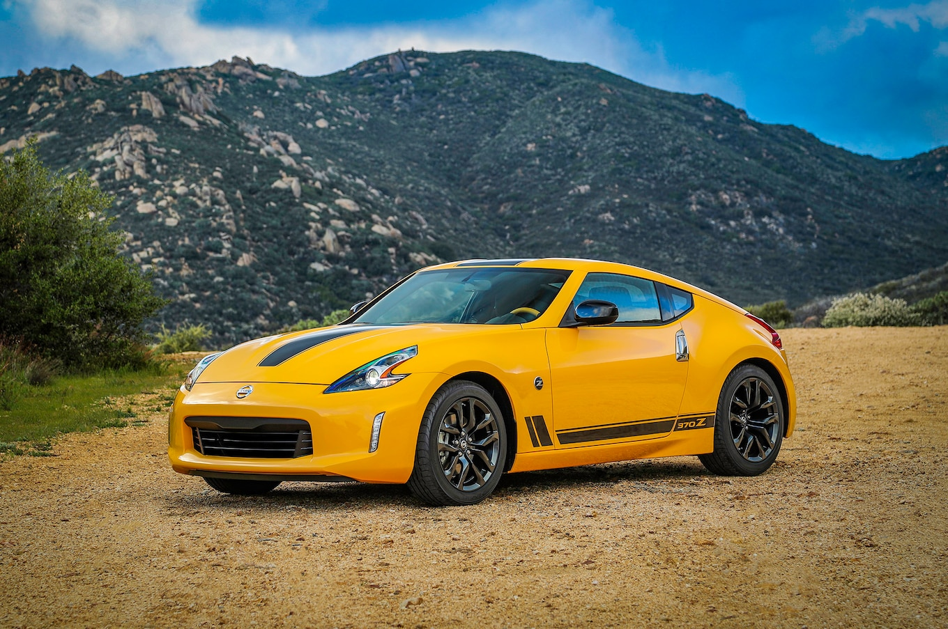 2021 nissan 370z heritage edition