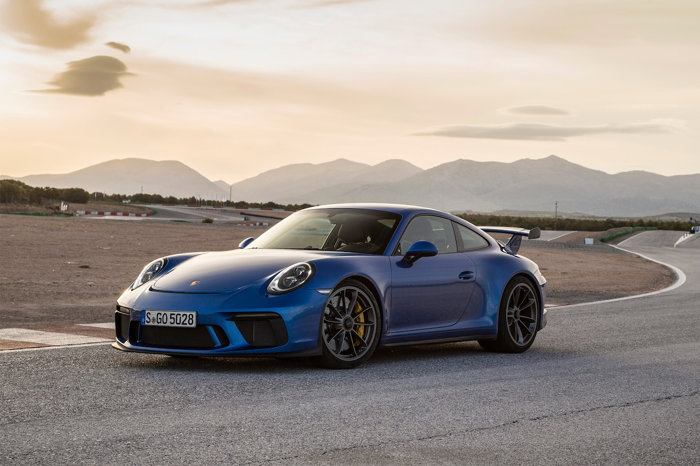 2018 Porsche 911 Gt3 First Drive Review As You Like It