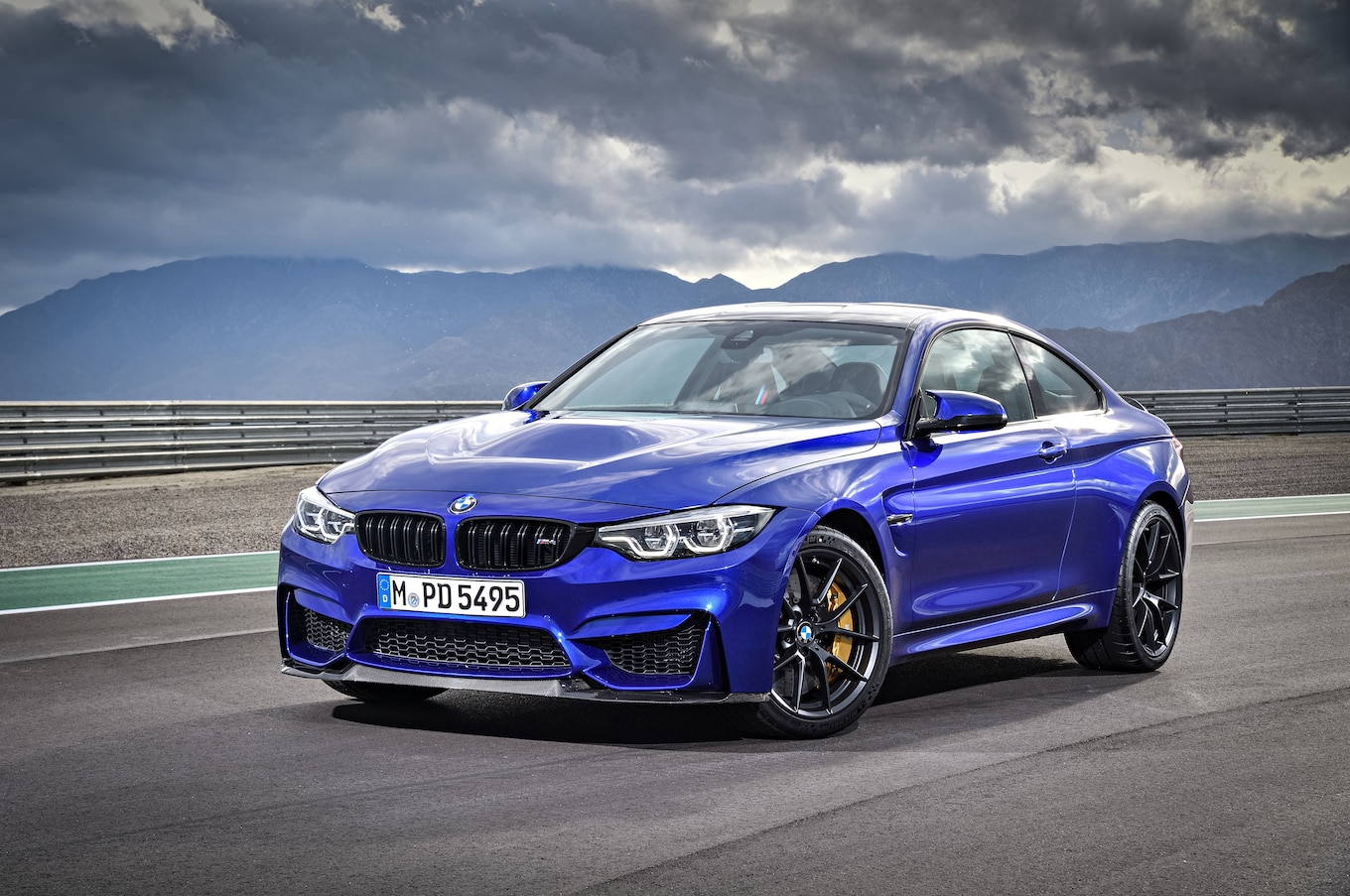 Bmw M4 Cs Delivers 454 Hp, Will Come To Us  Motor Trend