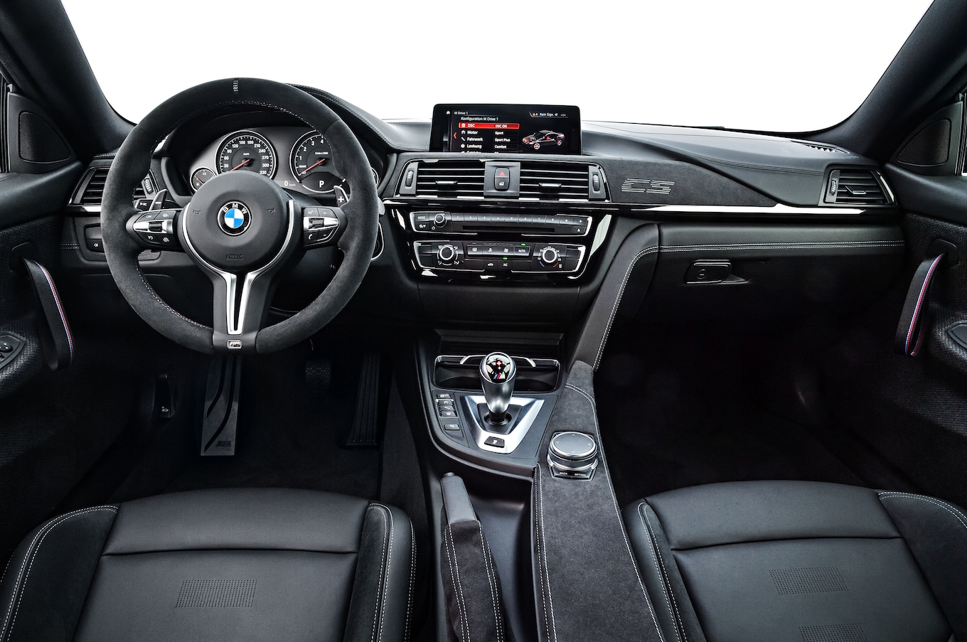 BMW M4 CS Delivers 454 HP Will Come to US  Motor Trend