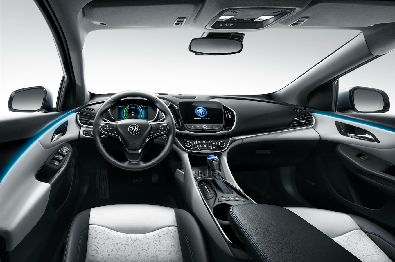 interior grand new avanza 1.3 g speedometer chevrolet volt arrives in china as the buick velite 5