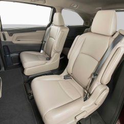 Toyota Sienna Captains Chairs Removal Fabric Office Uk 2018 Honda Odyssey Elite First Test Good Enough To