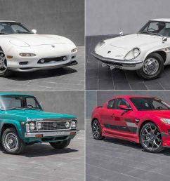 50 years of mazda rotary engines driving a 67 cosmo sport 93 rx 7 11 rx 8 and more motortrend [ 1360 x 903 Pixel ]