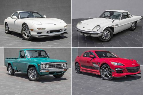small resolution of 50 years of mazda rotary engines driving a 67 cosmo sport 93 rx 7 11 rx 8 and more motortrend