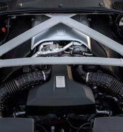 aston martin db11 gets new twin turbo v 8 engine option [ 1360 x 903 Pixel ]