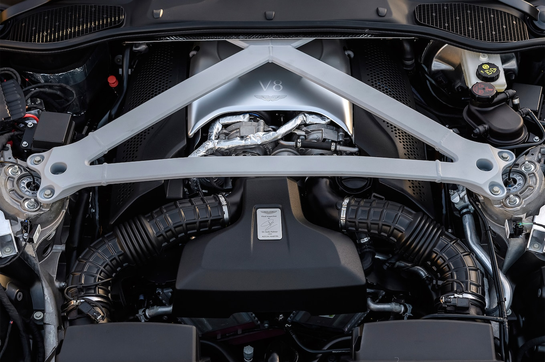 hight resolution of aston martin db11 gets new twin turbo v 8 engine option