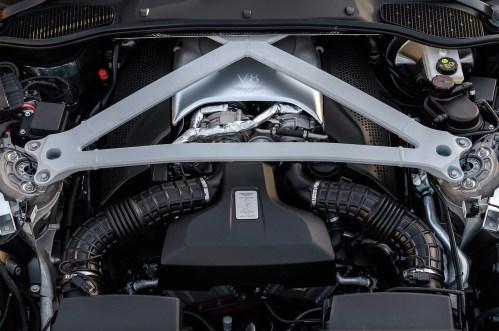 small resolution of aston martin db11 gets new twin turbo v 8 engine option