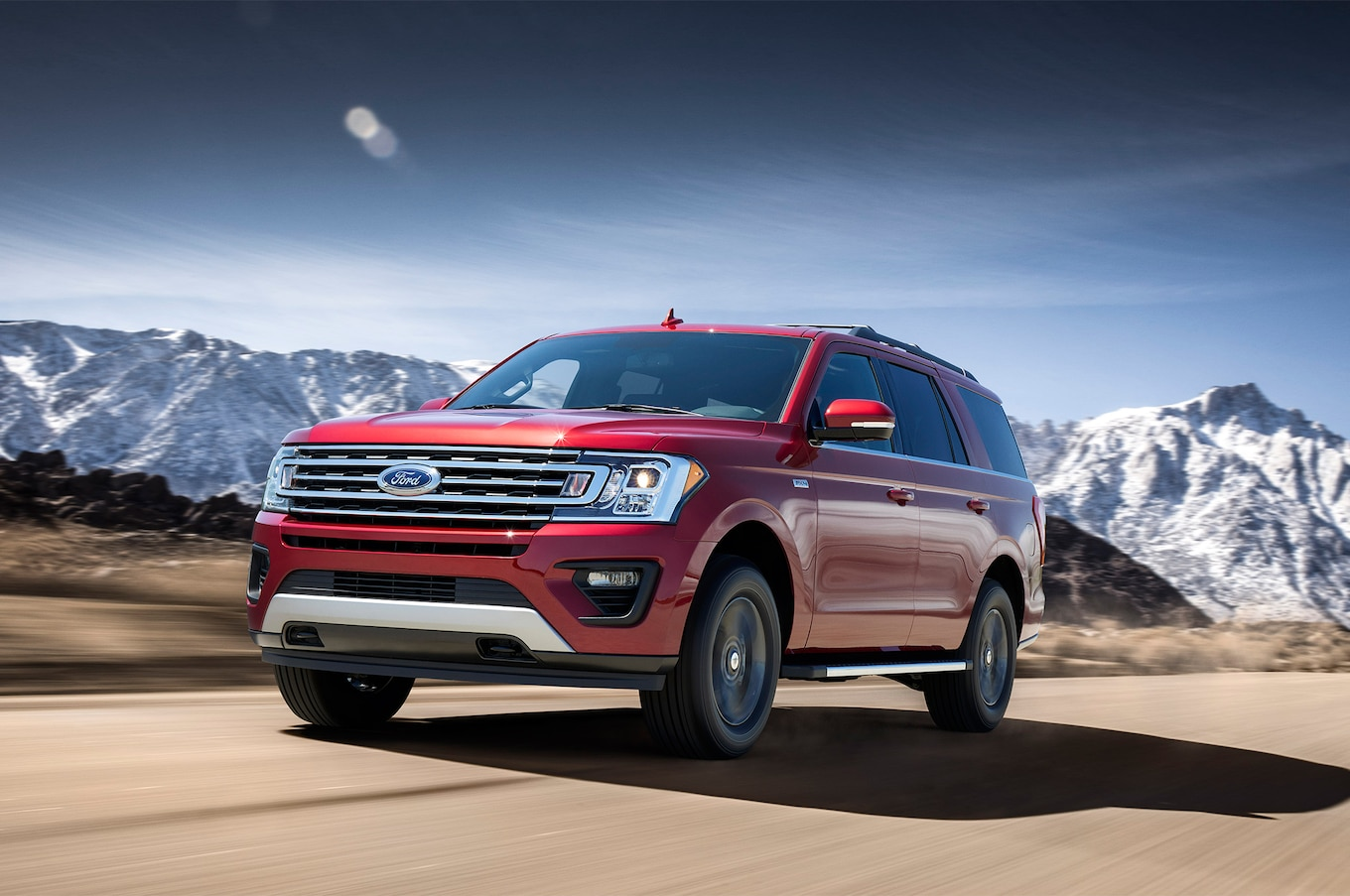 Ford Announces 2018 F 150 Expedition Power Figures
