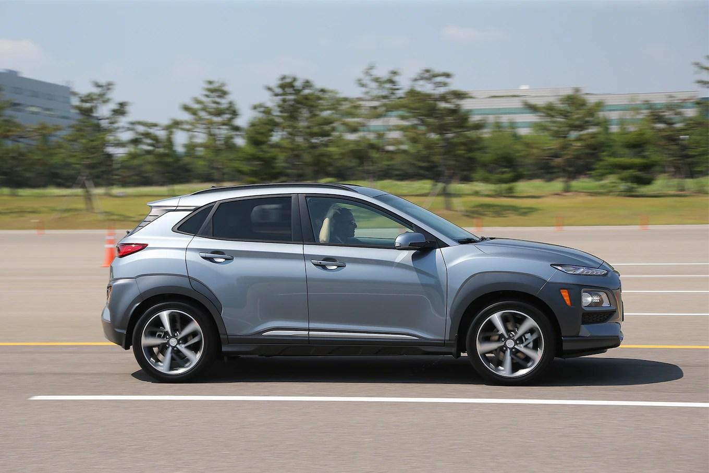 2018 Hyundai Kona Quick Drive Review  Motor Trend