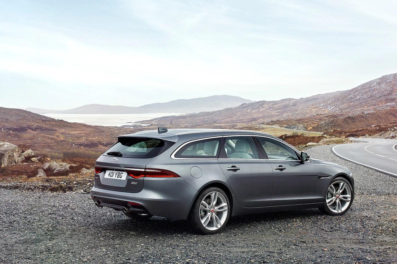 2018 Jaguar Xf Sportbrake Arrives This Winter  Motor Trend