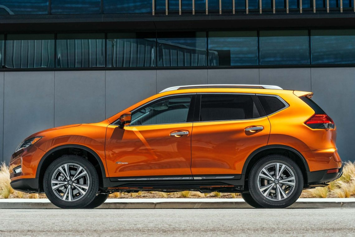 2017 nissan rogue hybrid first test: worth a hybrid premium