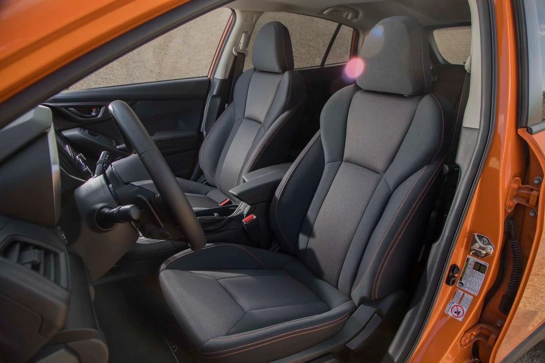 Subaru Crosstrek Car Seat  New & Used Car Reviews 2018