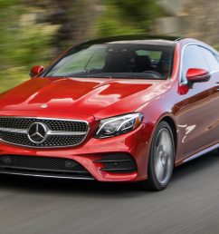 2018 mercedes benz e400 4matic coupe first test ooooh look at that motortrend [ 1360 x 906 Pixel ]