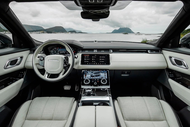 2018 Range Rover Velar V 6 First Drive Review