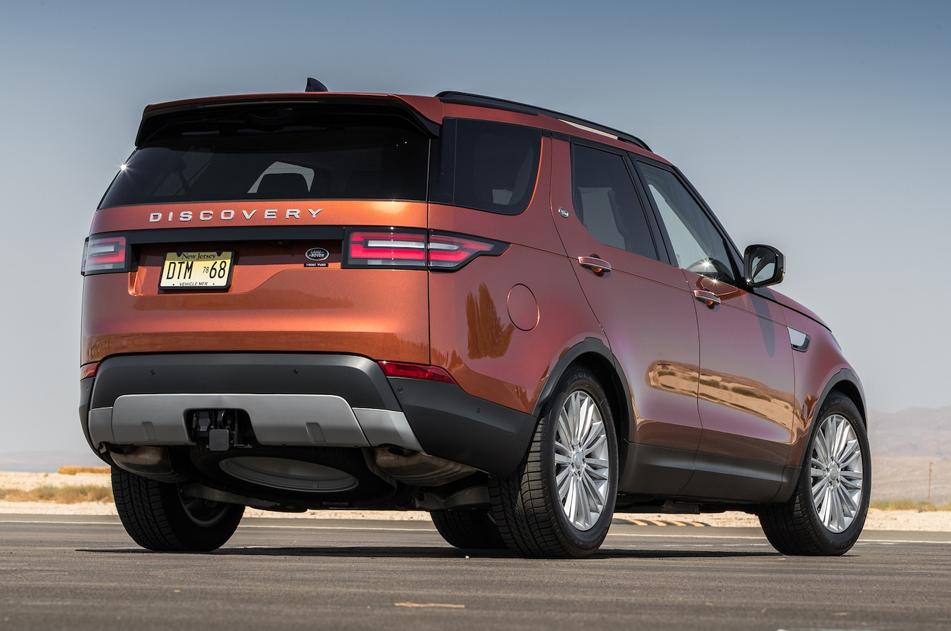 Mileti Industries 2017 Land Rover Discovery First Test