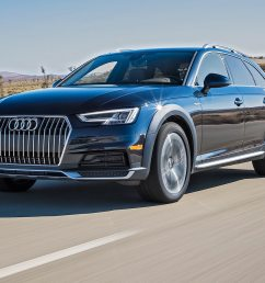 audi a4 allroad 2018 motor trend car of the year contender motor trend [ 1360 x 903 Pixel ]