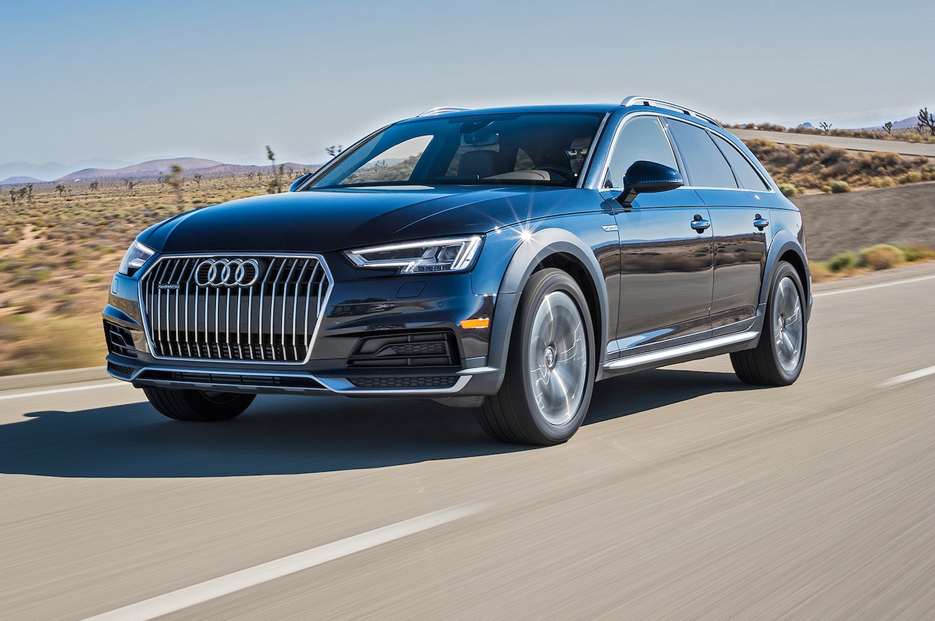 hight resolution of audi a4 allroad 2018 motor trend car of the year contender motor trend