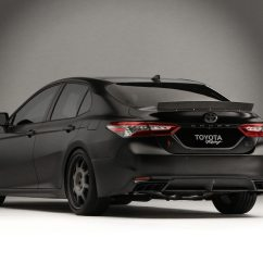 All New Toyota Camry 2019 Philippines All-new Corolla Altis Sedan Debuts 5 Nascar Takes On The 2018 At Sema