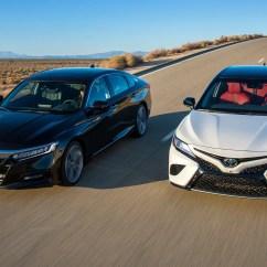 All New Camry Vs Accord Fitur Grand Avanza Type G 2018 Toyota Xse V 6 Honda Touring 2 0t Comparison Motortrend