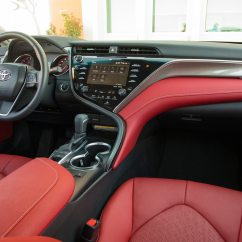 All New Camry Interior Perbedaan Kijang Innova Type G V Dan Q 2018 Toyota Xse Car Release Date And Review