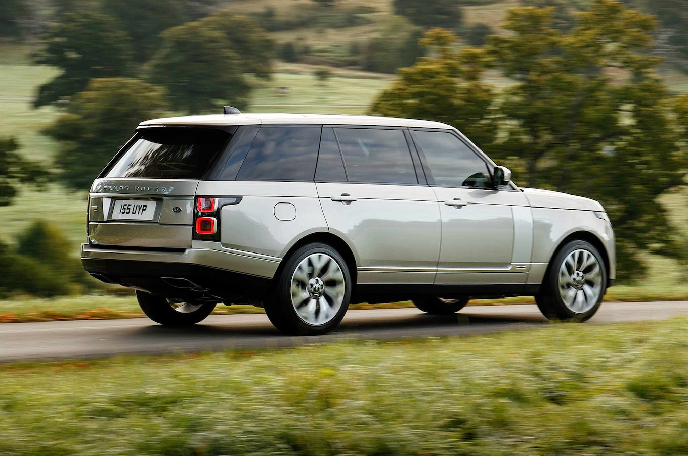 2019 Range Rover P400e Can Travel 31 Miles In Ev Mode