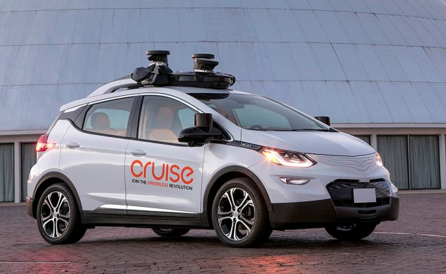 Gm Will Test Autonomous Cars In New York City Traffic