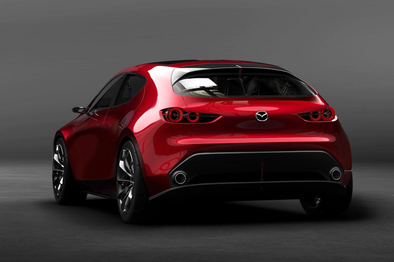 Mazda Kai Concept Previews Nextgeneration Mazda3 In Tokyo