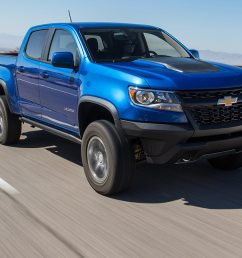 2018 chevrolet colorado zr2 gas and diesel first test review motor trend [ 1360 x 903 Pixel ]