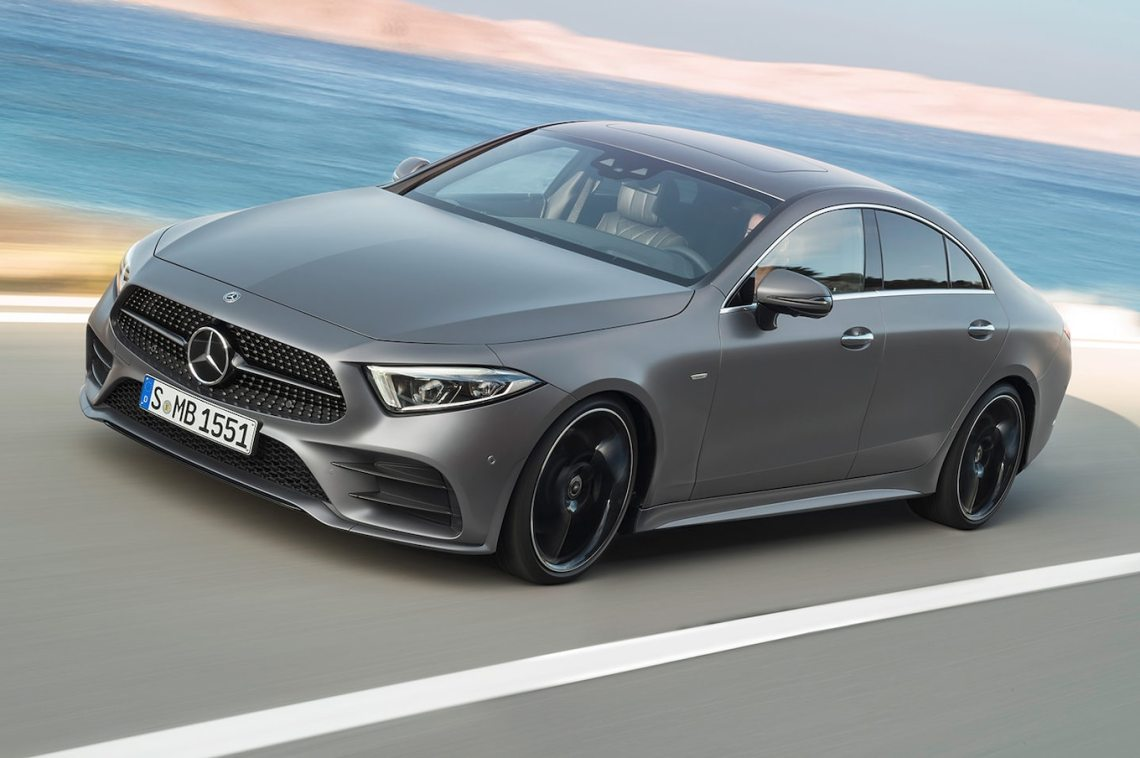 2019 mercedes-benz cls 450, cls 53 review: mercedes maintains the