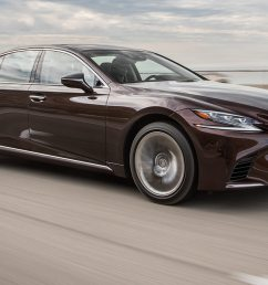 2018 lexus ls 500 first test review devil is in the details motor trend [ 1360 x 904 Pixel ]