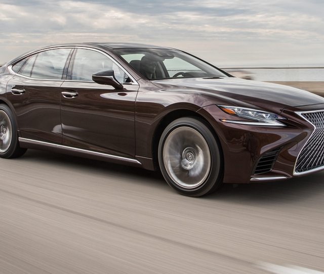 Lexus Ls  First Test Review Devil Is In The Details Motor Trend