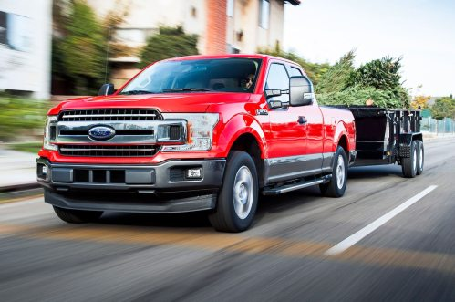 small resolution of 2018 ford f 150 power stroke diesel first look lionhearted motor trend