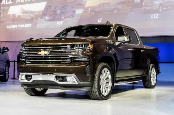 2019 Chevrolet Silverado Diesel Engine In