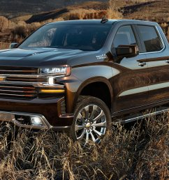 2019 chevrolet silverado 1500 first look more models powertrain choices motortrend [ 1360 x 903 Pixel ]