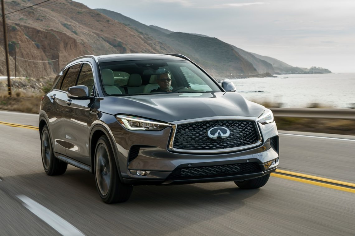 2019 infiniti qx50 first drive: back on target - motor trend