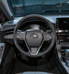 2019 toyota avalon steering wheel erika pizano january 15 2018 [ 1360 x 903 Pixel ]