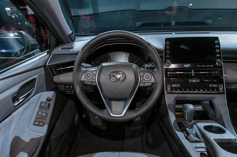 hight resolution of 2019 toyota avalon steering wheel erika pizano january 15 2018