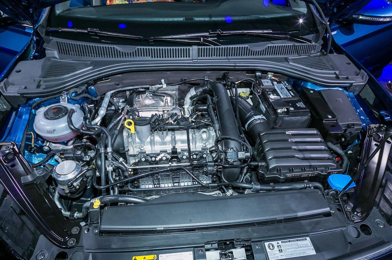 Volkswagen Jetta Motor