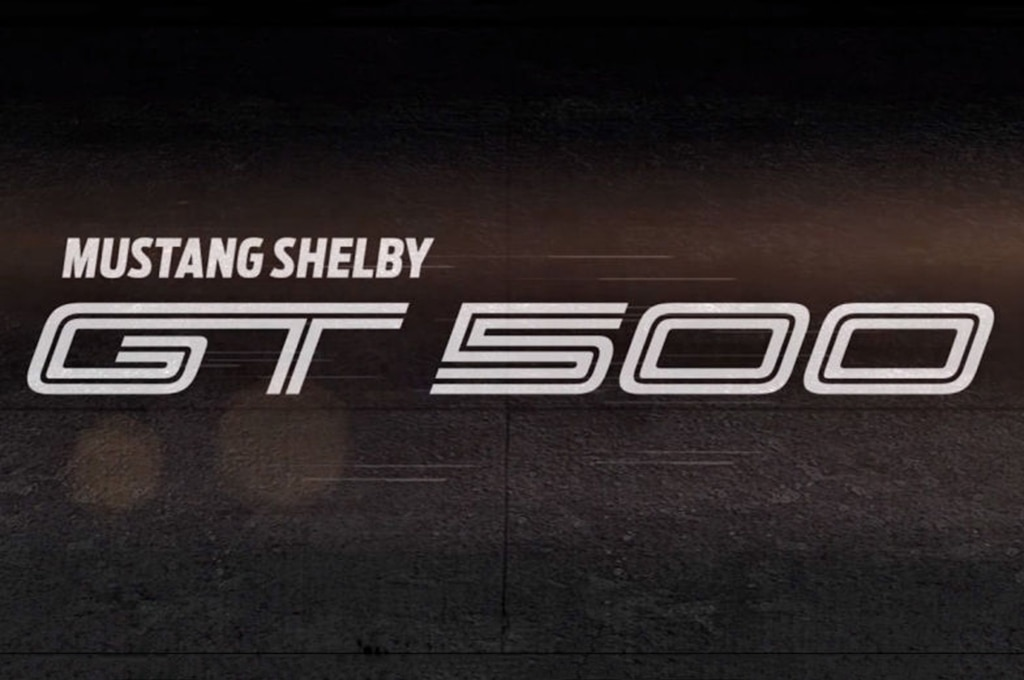 hight resolution of ford mustang shelby gt500 confirmed for 2019