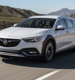 2018 buick regal tourx first test review roadmaster revisited [ 1360 x 903 Pixel ]