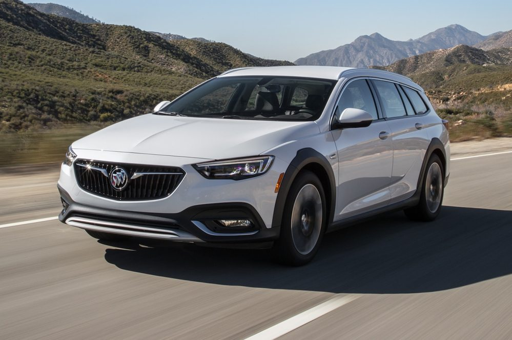 medium resolution of 2018 buick regal tourx first test review roadmaster revisited