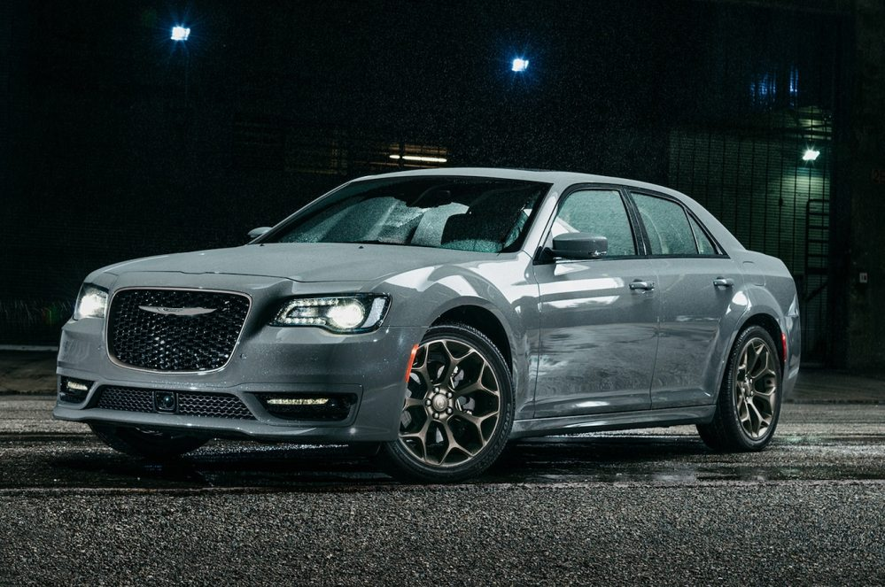 medium resolution of 2018 chrysler 300s v 8 first test last of the old guard