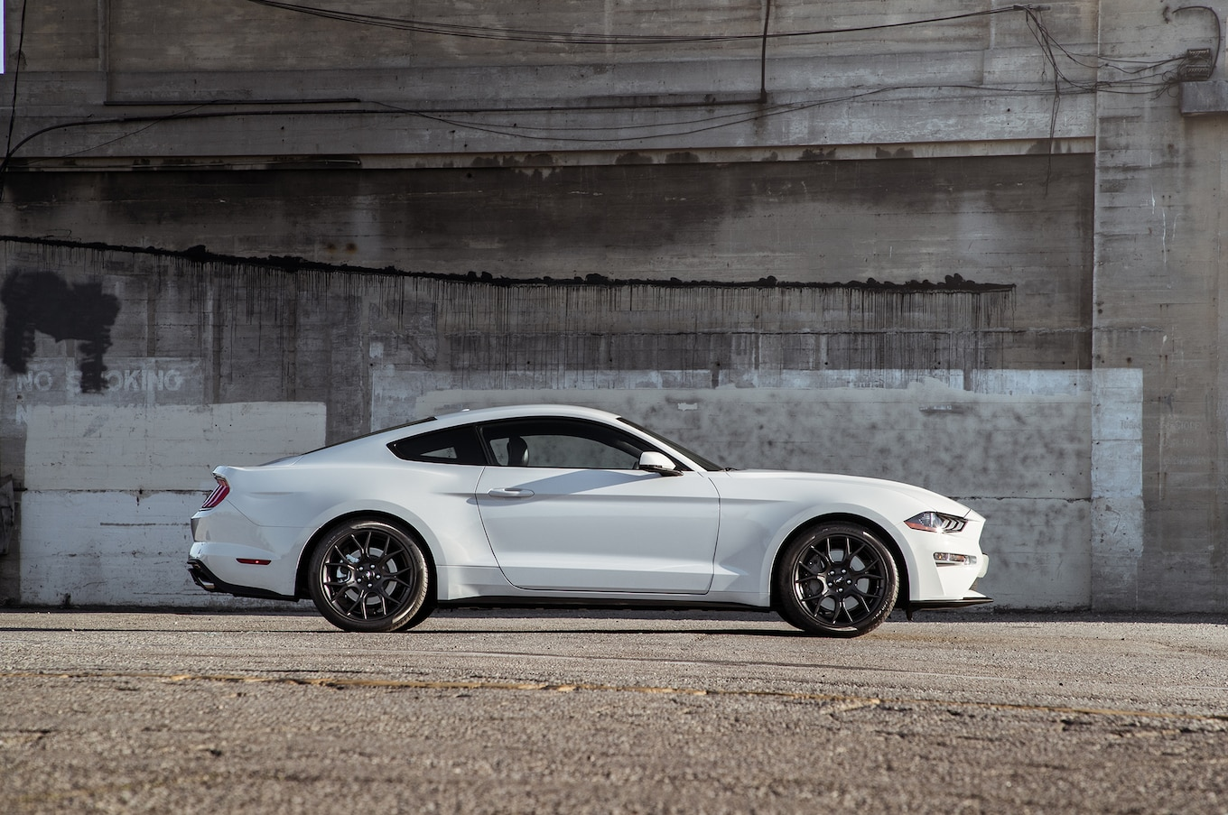 hight resolution of 2018 ford mustang ecoboost first test chip on its shoulder motor 27 27 90 mustang 5 0 engine diagram