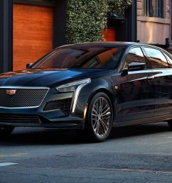2019 cadillac ct6 v sport twin turbo v 8 first look northstar 2 0 motor trend [ 1360 x 903 Pixel ]